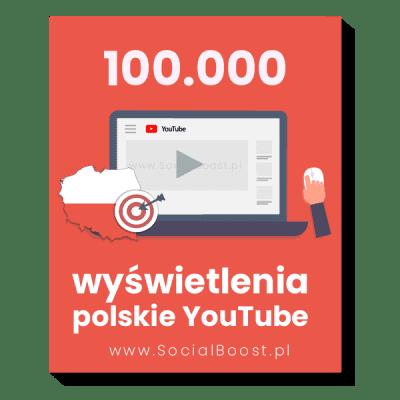 polskie wyświetlenia youtube