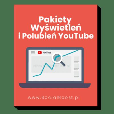 Pakiety YouTube Wyświetlenia HR i Polubienia